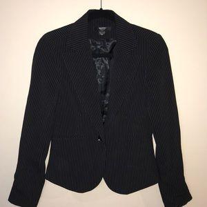 Majora Pin-Striped Blazer